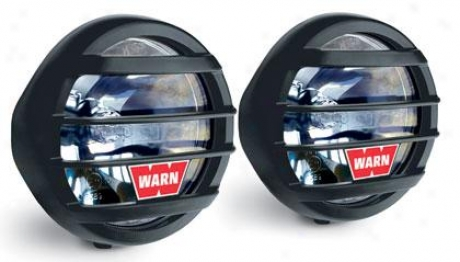Warnn W650d Halogen Driving Light Kit