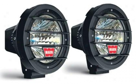 Warn W700d Hid Driving Light Kit