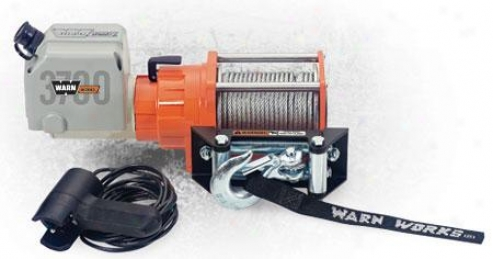 Warn Inform 3700 Utility Winch - 653700 93700
