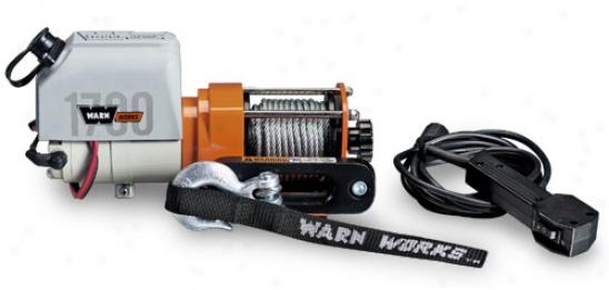 Warn  Works 1700 Dc Winch