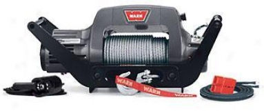 Warn Xd9000i Multi-mount Winch Kit