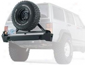 Warn Xj Rear Bumper