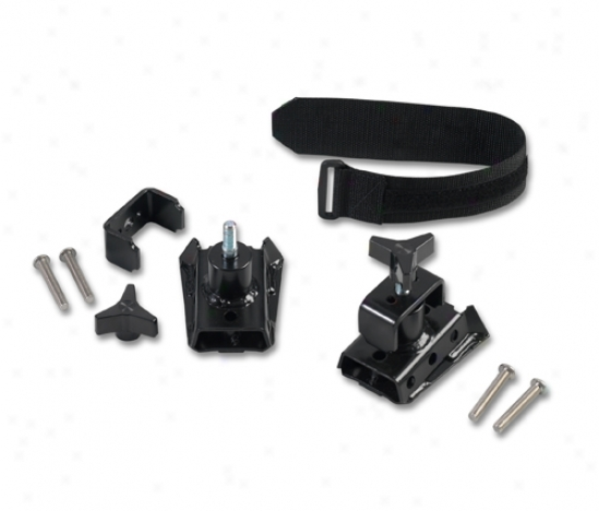 Warrior Products Hi-lift Hood Mount Kit By Warrior 1542