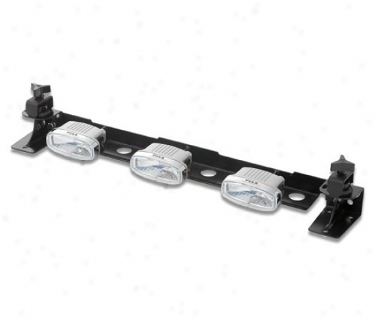Warrior Products Hi-lift Jack Mount Light Bar By Warrior 1544