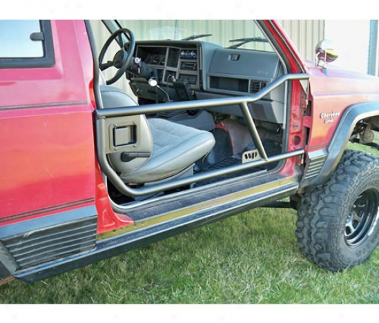 Warrior Products Safari Pipe Doors By Warrior 90850
