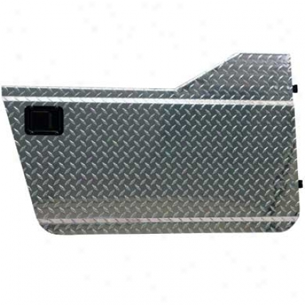 Warrior Products Soldier Products Samurai Diamond Plate Halfdoors 930doorpc