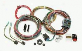 Weatherproof 12 Circuit Wiring Harness