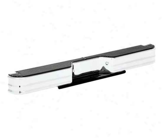 Westin Diamondstep Universal Diction Rear Bumper