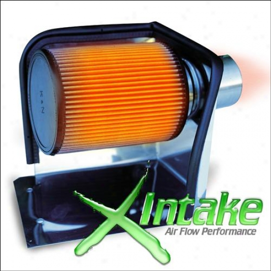 X-intake Cold Air Package