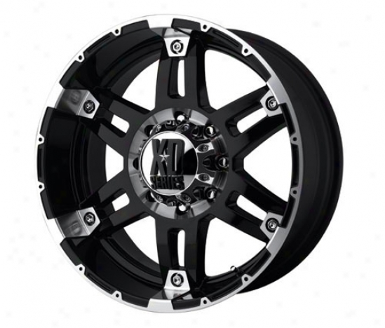 Xd Truck Wheels - Xd Series Xd797 Spy Wheel