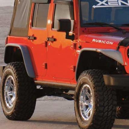 Xenon Xenon Jk Flat Panel Flares 9110