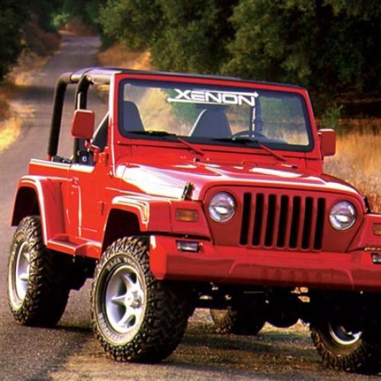 Xenon Xenon Sport Flares, Tj, 1997-06 8300