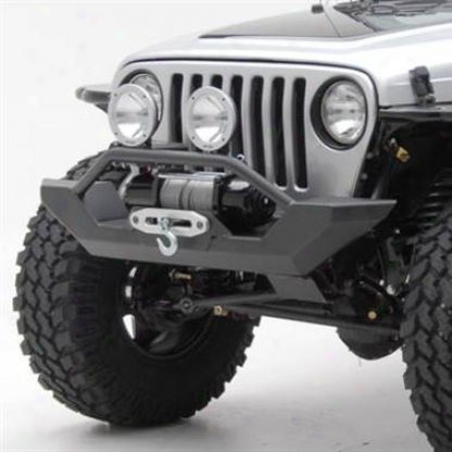 Xrc Rockk Crawl3r Winch Bumper By Smittybilt